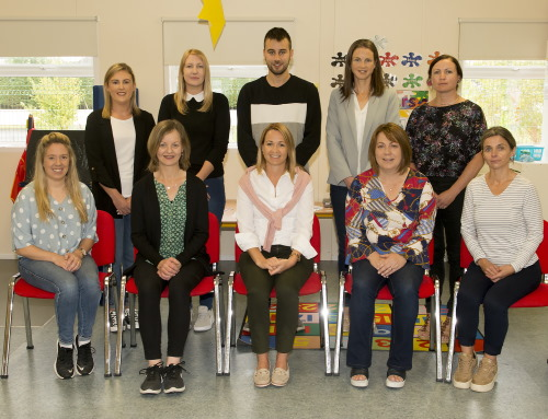 Gaelscoil Donncha Rua Teachers and Assistants